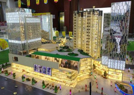 泛悦城市广场公寓