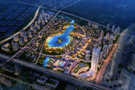 格力两江总部公园