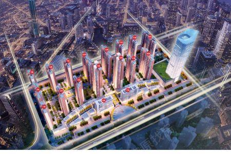 大中华幸福城