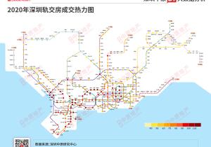 买房不易,你需要这份深圳全地铁房价指南