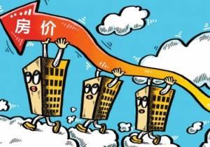 大连市商品住宅周成交均价上涨,供小于求