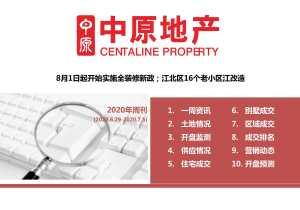 8月1日起开始实施全装修新政;江北区16个老小区江改造
