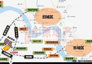 楼面价2055元/㎡,广东嘉宏再取贞山地块