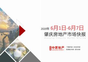 中原研究 | 2020年第23周肇庆市场快报