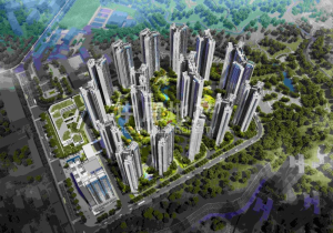 紧挨泰禾院子,深圳豪宅圈即将有两个新盘入市!