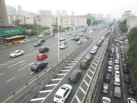 文昌桥这个上桥匝道十一起封闭两个月