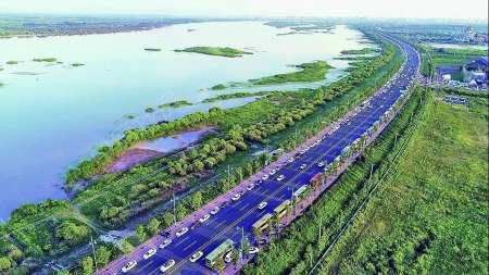 黄金水岸,生态长廊,一条大道贯新区!