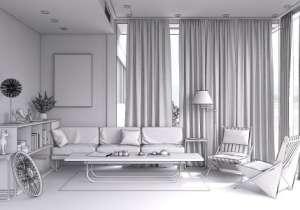 起居室选择要牢记三要点,选好户型很重要