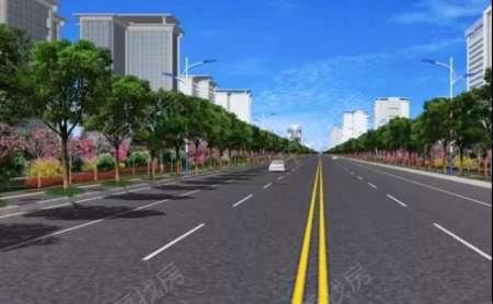 道里拟新建一条太安路,连通机场路