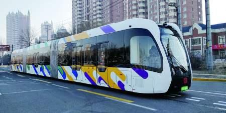 明年底通车!哈尔滨新区智轨真的来了