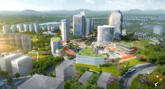 保利·时代   生态科技城芯·双地铁·143万方超级配套TOD智慧生活城