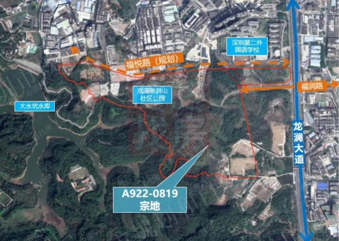 下一个松山湖?华为2.98亿进驻龙华!建76万平大厂