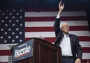 2020年美国大选:桑德斯宣布退出竞选